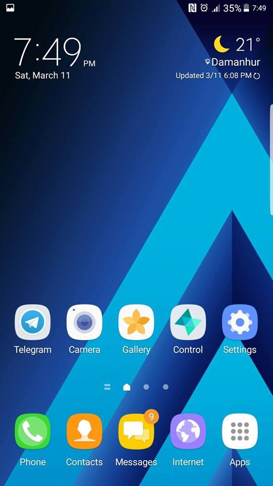 روم (بورت) Norma A7 2017 V2 0 بنظام Marshmallow لهاتف Galaxy Note 3