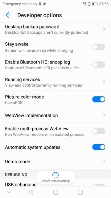 تحديث نظام Android 8 0 Oreo الرسمي (EMUI 8 0) لهاتف Honor 8 Pro