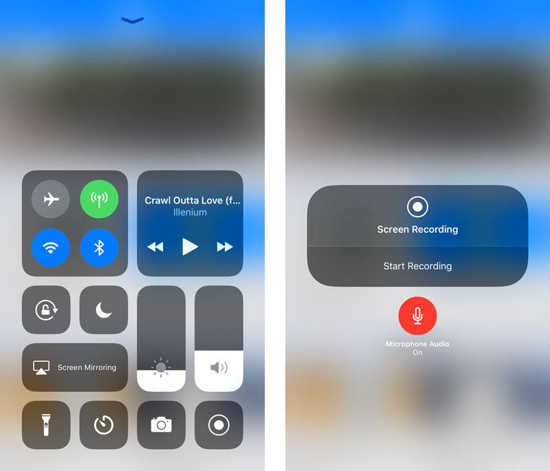 e9b98d9c69fb3 كيفية تسجيل شاشة هواتف iPhone على iOS 11 بدون جيلبريك أو كمبيوتر