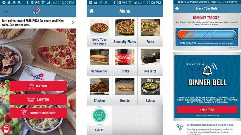 افضل 10 تطبيقات لطلبات توصيل الطعام دليفري في أمريكا للاندرويد