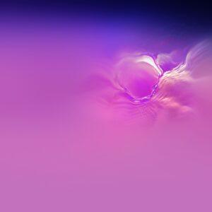 خلفية جلاكسي S10 اللون الموف - البنفسجي
