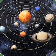 تطبيق Solar System 3D