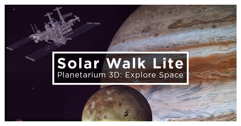 تطبيق Solar Walk Lite