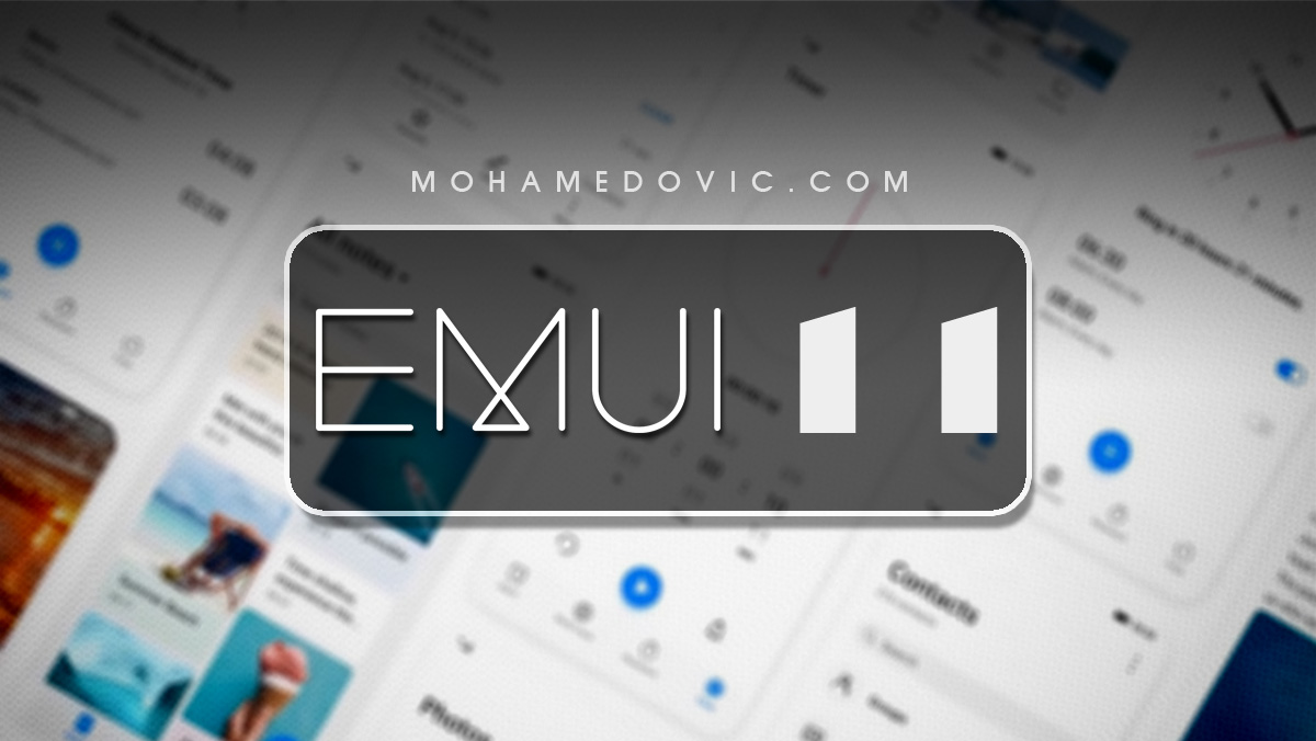 تحديث EMUI 11