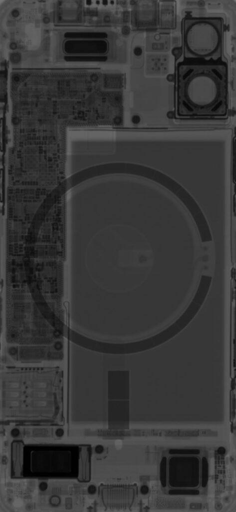 iPhone 12 Pro Teardown X Ray Wallpapers Mohamedovic 3