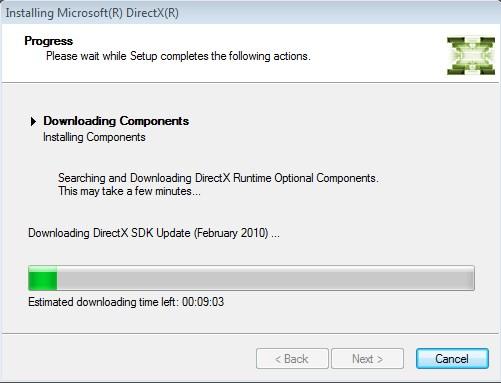خطوات تثبيت DirectX 12 على الكمبيوتر